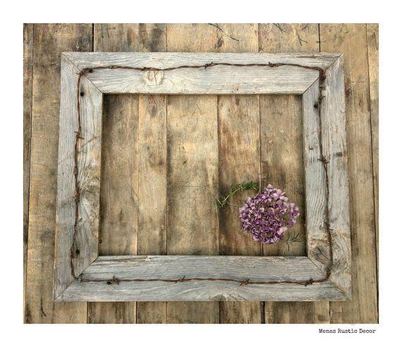 Best 25+ Barn Wood Frames Ideas On Pinterest