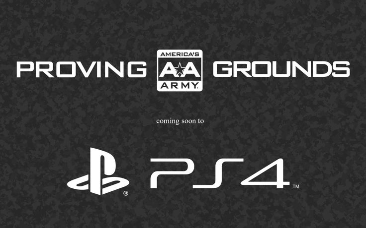 America's Army: Proving Grounds Is Coming To PS4