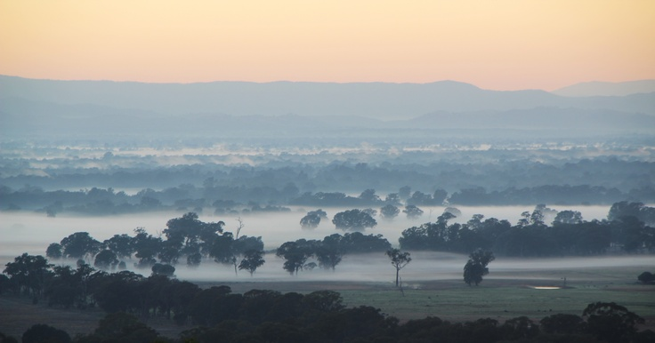 Wangaratta Sunrise.