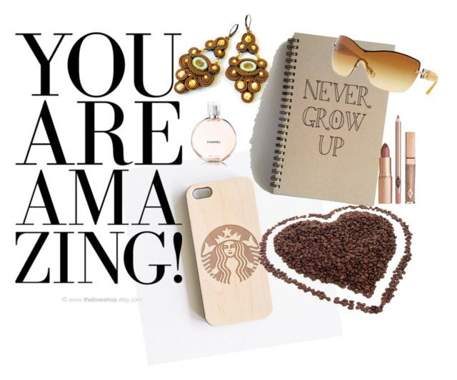 You are amazing! by grabacoffee on Polyvore
