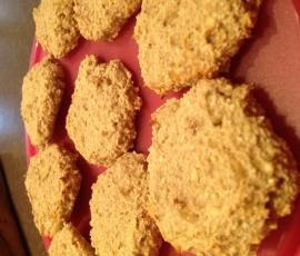 Recipe Banana & Oat baby biscuits by Jo McMahon - Two Litre Kitchen - Recipe of category Baby food