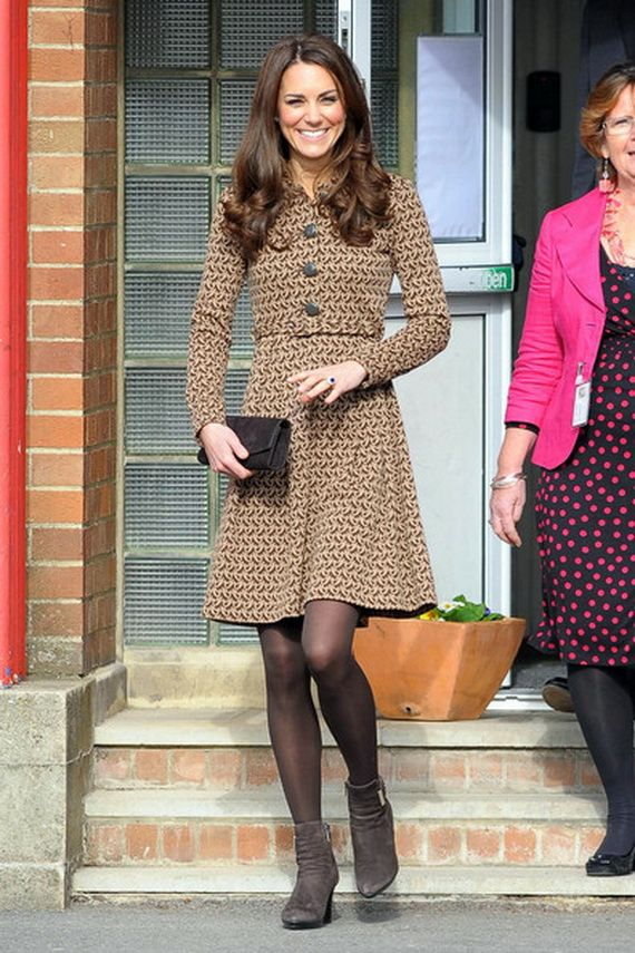 Kate Middleton Hairstyles 2015-new style 2015