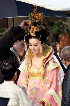 The Empress of China --- Tang dynasty, Wu Zetian—the only woman in Chinese history to rule as an emperor.