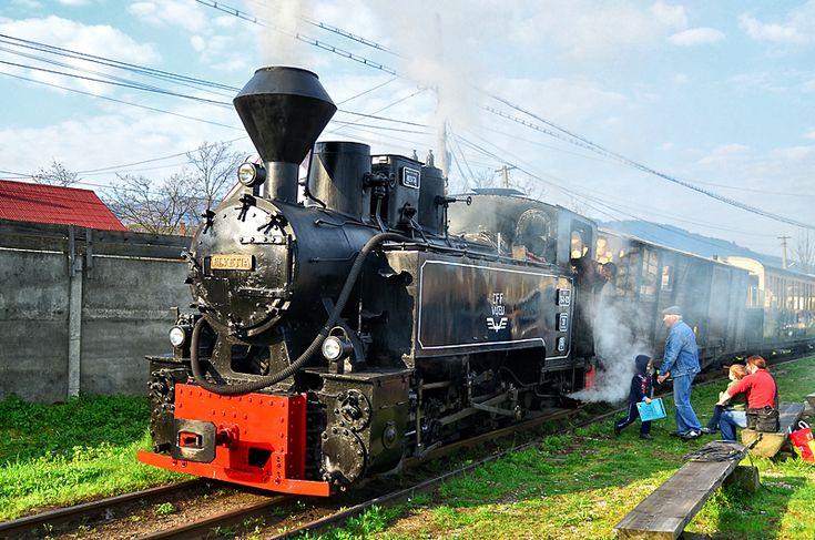 Mocanita - Narrow gauge railway, Maramures