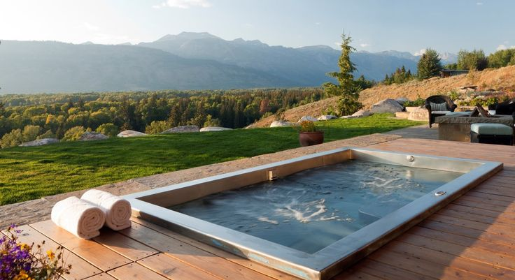 Stainless Steel Drop In Hot Tub Photo 9 of 11 in 10 Modern Hot Tubs