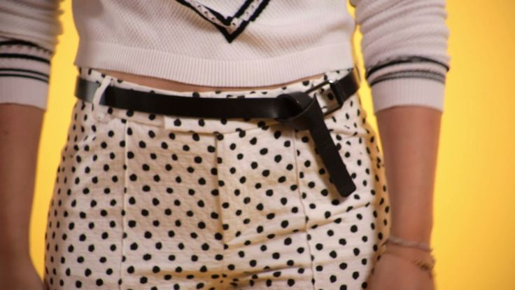 How to style a long belt                                                                                                                                                                                 More