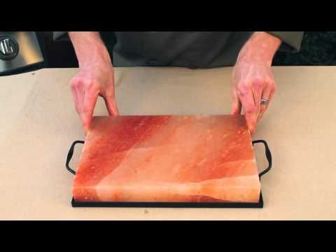 Kerstin Rodgers of the Underground Restaurant fame, shows us how to cook on Himalayan salt blocks. See the full recipe here: http://www.lovefood.com/guide/re...