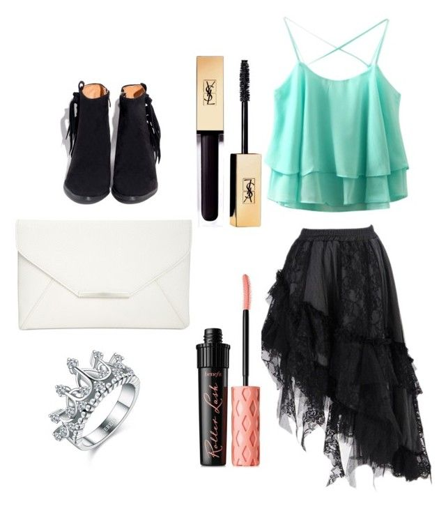 """""""Sin título #8"""" by moniquitarivero on Polyvore featuring moda, Style & Co. y Benefit"""