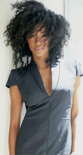 Sonequa Martin-Green. HAIR GOALS