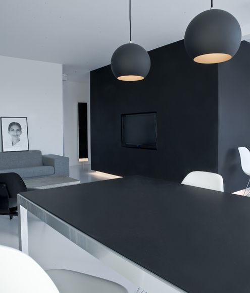 Copenhagen penthouse