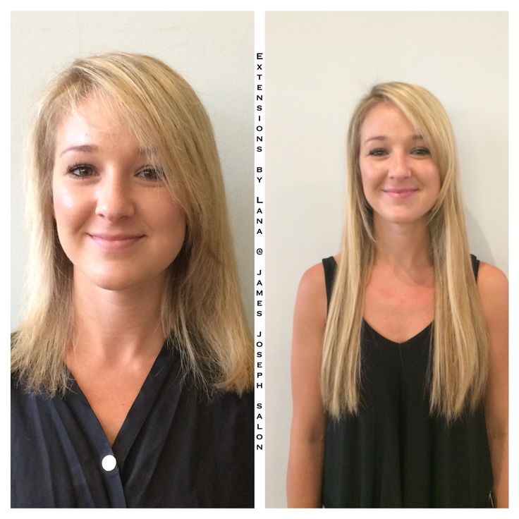7 best hair extensions before and afters images on pinterest extensions for length and thickness by lana soussan james joseph salon newbury st boston pmusecretfo Image collections
