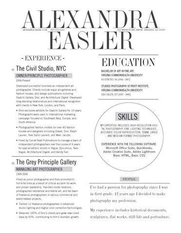 74 best Resume Design\/Formatting images on Pinterest Resume - resume checker