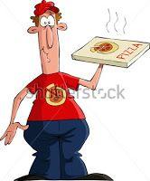 Chistes laborales - Entrega de Pizza.