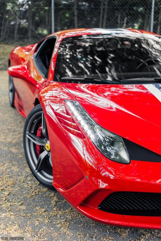 Ferrari 458 Speciale Price Sale Engine Buy Insurance Accessories 5