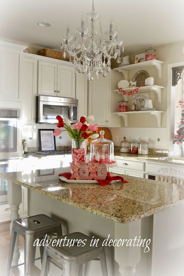 Kitchen Island Decorating 17 Best Ideas About Kitchen Island Centerpiece On Pinterest