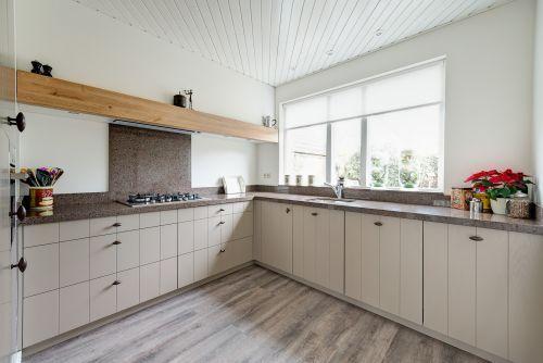 Keuken Lichtgrijs : Met and Interieur on Pinterest