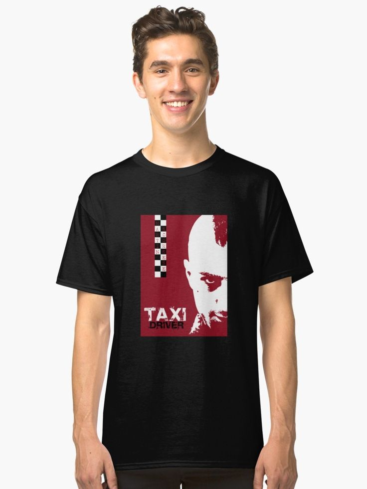 Sold ! Taxi Driver T-Shirt. Many Thanks to the byer! #tshirt #tshirtdesign #rshirts #tshirtfashion #taxidrivertshirt #39 #style #fashion #taxidrivermovie #giftsforhim #giftsforher #39;s #art #design #cool #awesome #cooltshirt #redbubble #taxidriverfilm #movietshirt #cinema #film #family #gifts #shopping #onlineshopping #teepublic #scorsesemovie