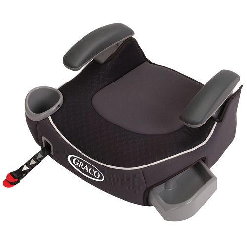 AFFIX Backless Booster Seat with Latch System by Graco at BabyEarth.com, $34.95