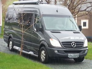 2008 Mercedes Sprinter for sale by owner on RV Registry  http://www.rvregistry.com/used-rv/1010126.htm