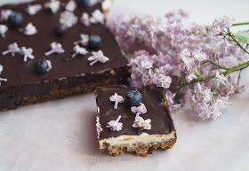 FITFOODLOVER: Zdravý cheesecake s čokoládou