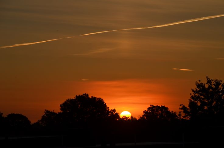 Solnedgång, sunset