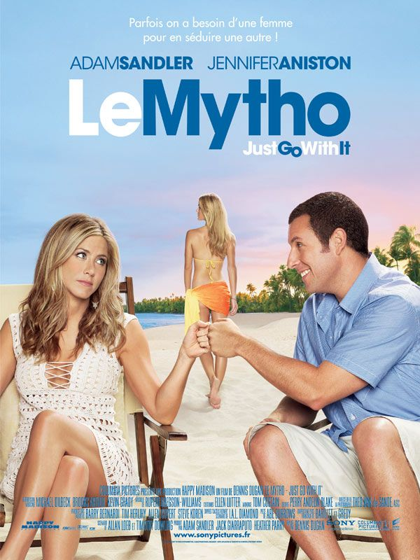Le Mytho - Just Go With It - film 2011 - AlloCiné