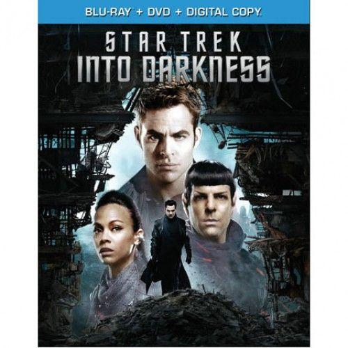 Star Trek 12: Into Darkness (Blu-ray + DVD + Digital Copy) | New Arrivals | Star Trek Store