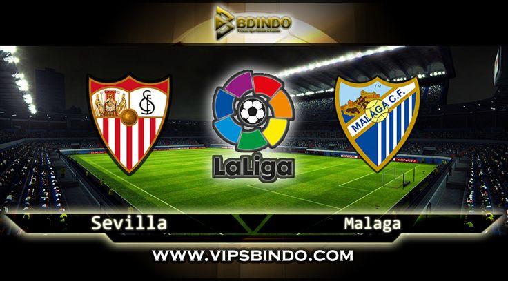 Prediksi Sevilla vs Malaga 30 september 2017