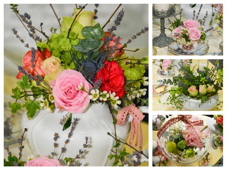table centerpiece, floral arrangements, table decoration, flowers, flori, decor