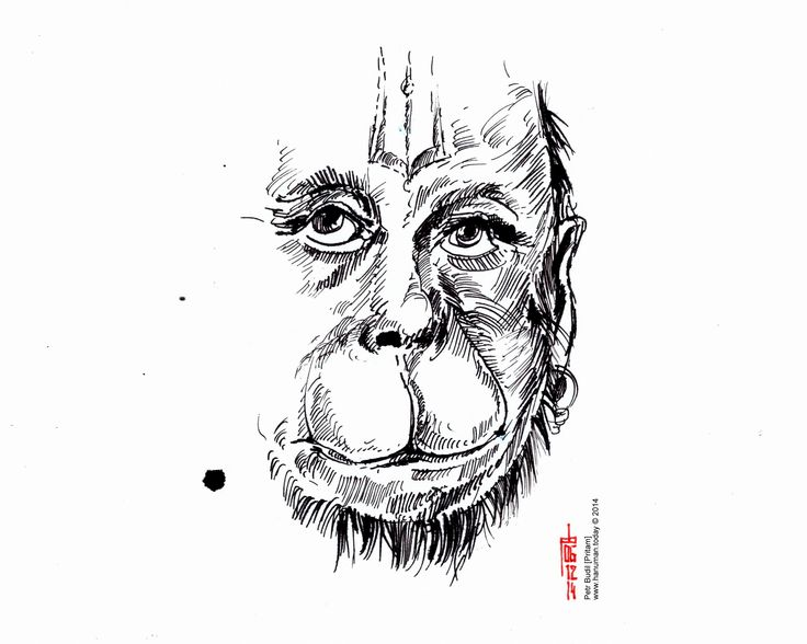 Artwork by Petr Budil [ Pritam ] pritam@hanuman.today / www.hanuman.today / www.facebook.com/...
