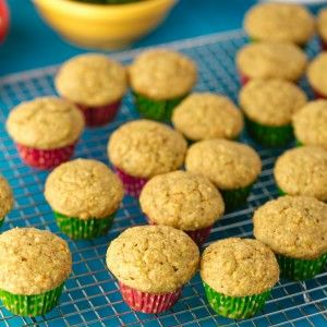 Power Packed Fruit and Veggie Muffin for Picky Eaters