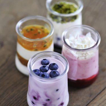 Sahnejoghurt hausgemacht Rezept | Küchengötter
