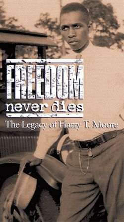 Dear Harry T. Moore,....You helped spawn a dozen federal lawsuits that aided in the equalization of salaries after establishing the Brevard County NAACP in 1934. You continued to wrestle with injustice for over ten years, fighting lynchings and police brutality, meaningful protesting and tireless investigation until 1951. That year on December 25th, the real-life Atticus Finch with skin the color of the clients he defended was killed when a bomb was placed under the floor of his bed.