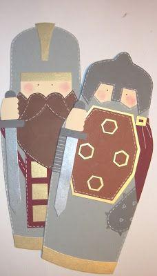 Cavalieri per quaderni
