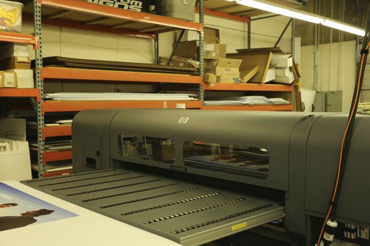 HP Scitex FB500 Printer