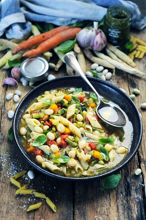 Des fois les recettes sont simples, enfin ce qui est simple c'est qu'une fois le plat préparé et que tu le goûtes, c'est bon, c'est juste j...