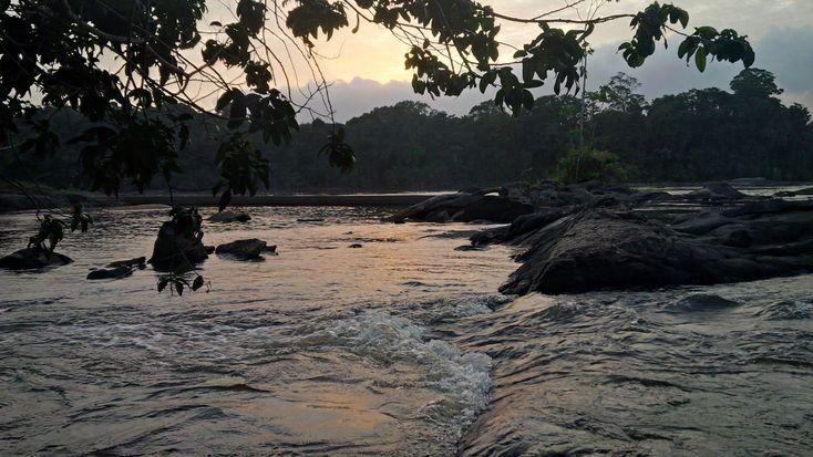 Sun Dawn, Bakaaboto Resort, Boven-Suriname (7)