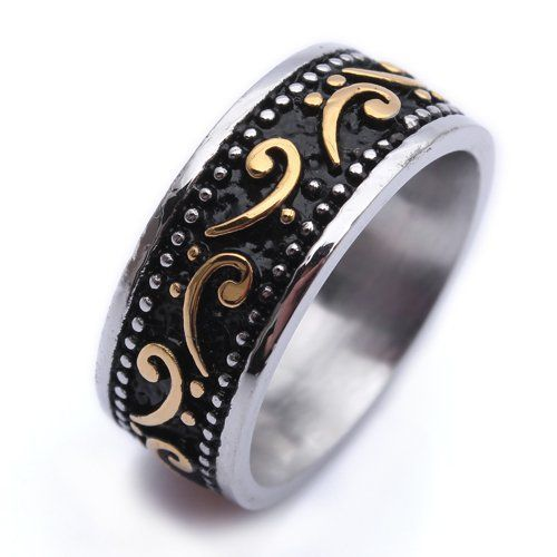 Music themed ring