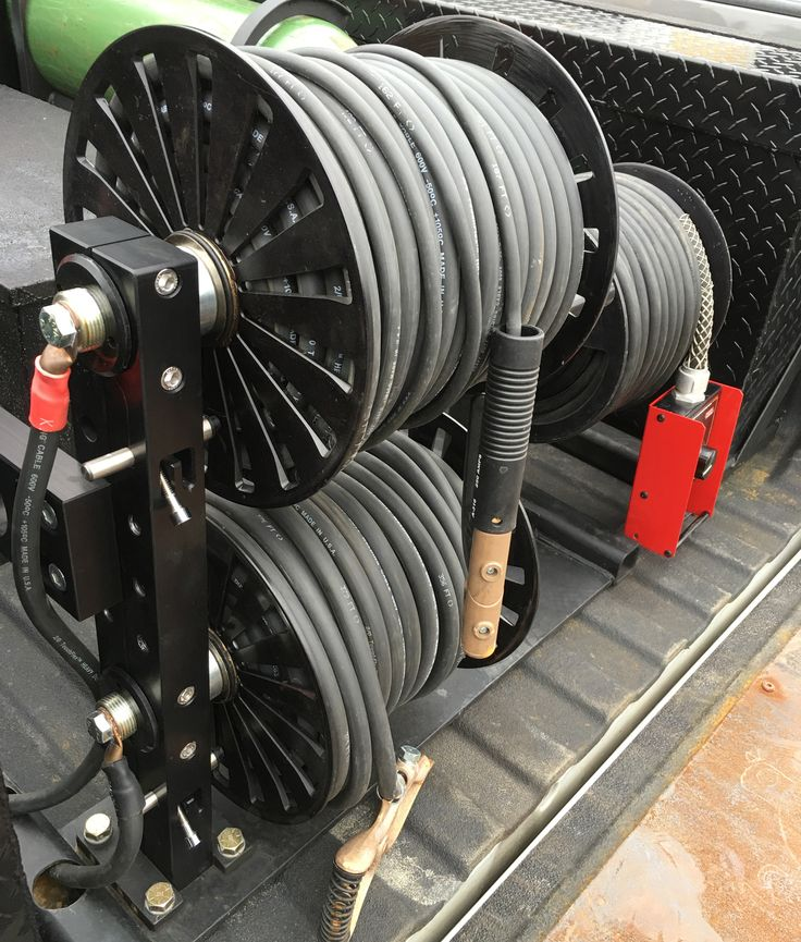 Reel Quality – Serious Reels for Serious Welders