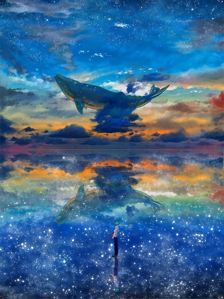 Kuroko Tetsuya, Sky whale