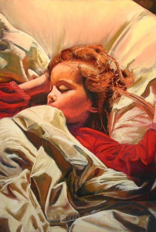 Sweet Dreamer - Paintings