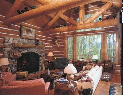 173 Best Cabin 3 Images On Pinterest | Cozy Cabin, Log Cabins And  Architecture