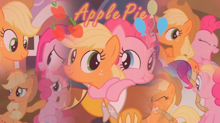 Great Apple Pie Mlp   Google Search