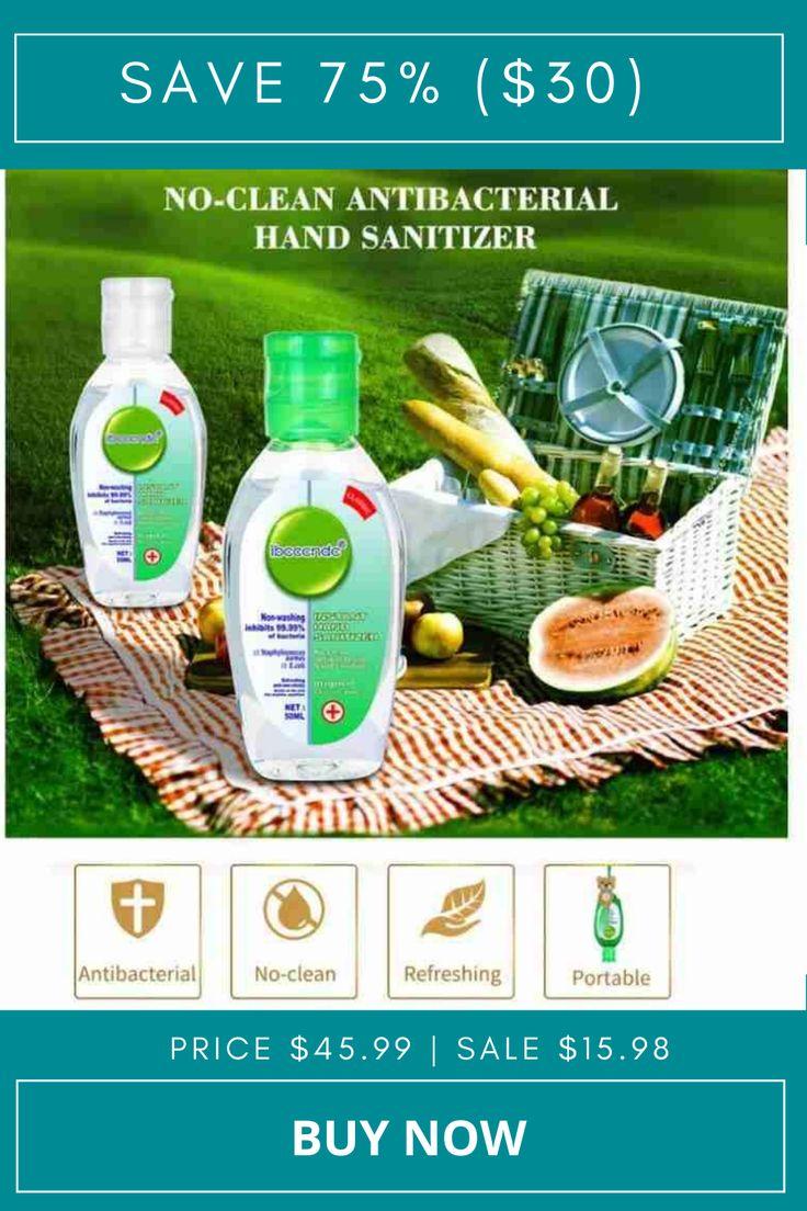 Antibacterial Hand Sanitizer 75 Bacteriostatic Gel Hand