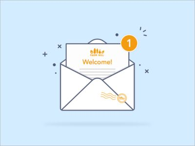 Welcome Envelope