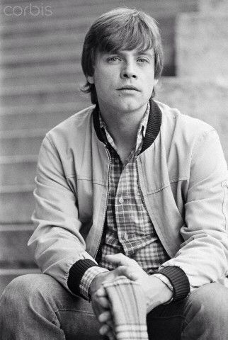 Mark Hamill is the actor who played Luke Skywalker.