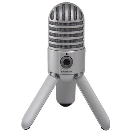 Samson Meteor Large Diaphragm USB Studio Microphone  Adorama HOT Deals Today has the lowest price deal for Samson Meteor Large Diaphragm USB Studio Microphone $45. It usually retails for over $79, which makes this a HOT Deal and $24 cheaper than the next best available price.  $5 Rebate  FREE...