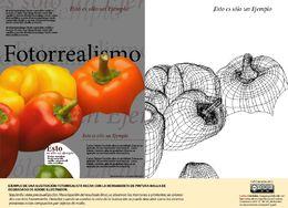 Adobe Illustrator és un programa que es pot utilitzar per la creació de imatges fotorealistes.
