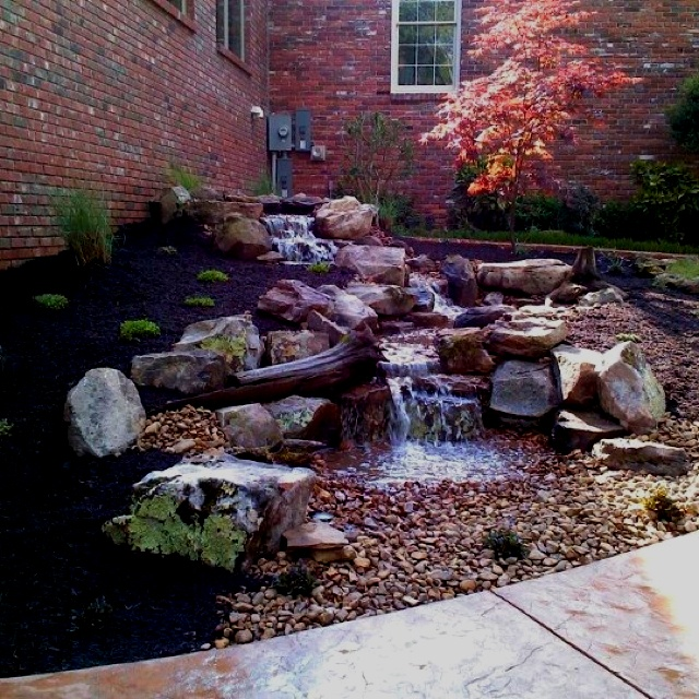Custom Water Features - cover