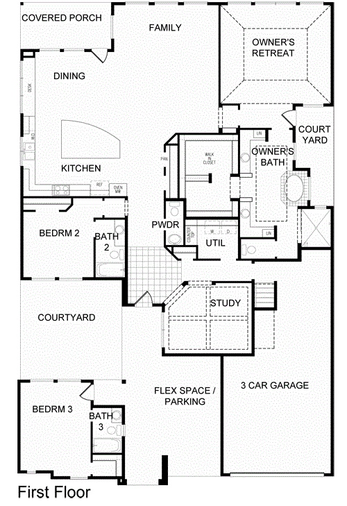 81 best images about fav home floor plans on pinterest for Patio home plans ranch